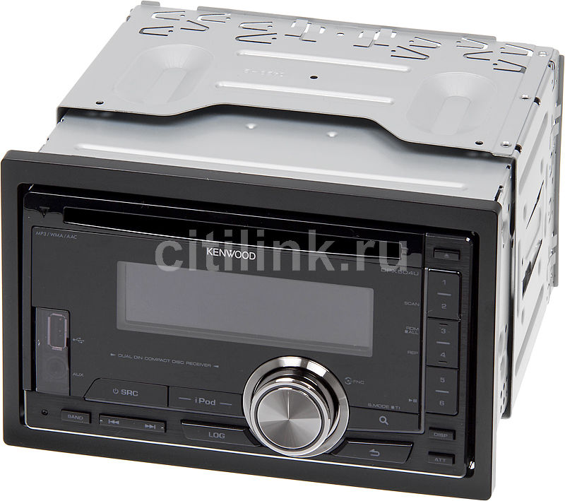 Автомагнитола KENWOOD DPX504U,  USB
