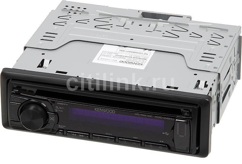 Автомагнитола KENWOOD KDC-4451UQ,  USB
