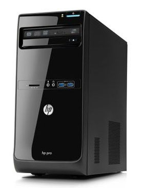 Компьютер  HP Pro 3400,  Intel  Pentium  G630,  DDR3 2Гб, 500Гб,  Intel HD Graphics,  DVD-RW,  CR,  Windows 7 Professional,  черный [lh128ea]