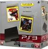 Игровая консоль SONY PlayStation 3 PS719249818, черный вид 12