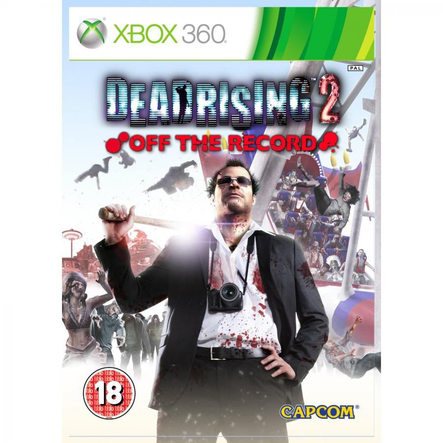 Игра MICROSOFT Dead Rising 2: Off The Record для  Xbox360 Rus (документация)