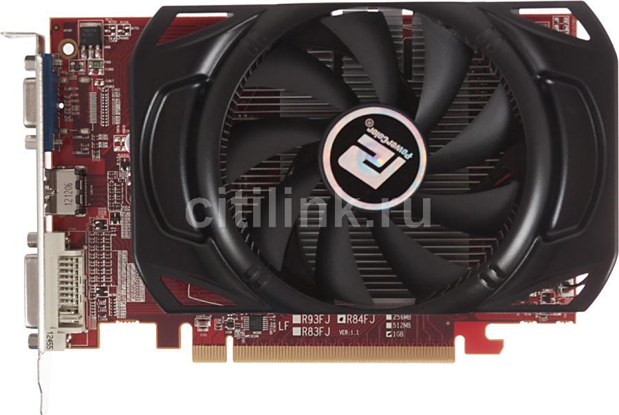 Видеокарта POWERCOLOR Radeon HD 6770,  1Гб, GDDR5, Ret [ax6770 1gbd5-hv2/v4]