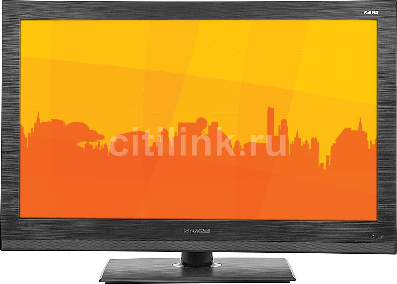 LED телевизор HYUNDAI H-LEDVD24V6