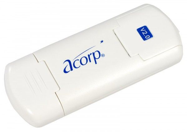 Контроллер Acorp Bluetooth v2.0 WBSD2-A2 USB Dongle (+ SD/MMC card reader)