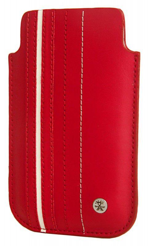 Чехол (футляр) CRUMPLER ROYIPH-003, для Apple iPhone 3/3GS, красный