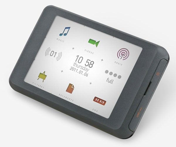 MP3 плеер COWON C2 flash 4Гб серый