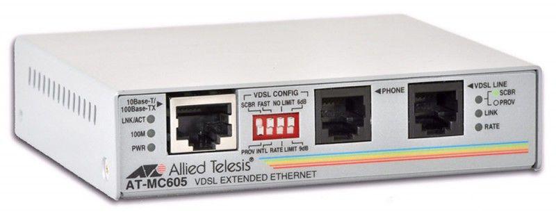 Медиаконвертер Allied Telesis AT-MC605-60