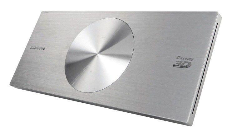 Плеер Blu-ray SAMSUNG BD-D7500, серебристый [bd-d7500/ru]