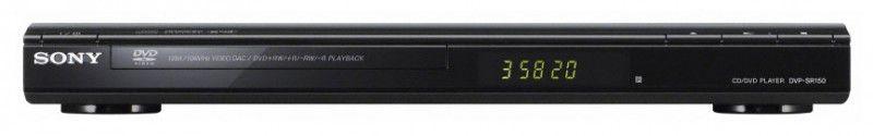 DVD-плеер SONY DVP-SR150,  черный