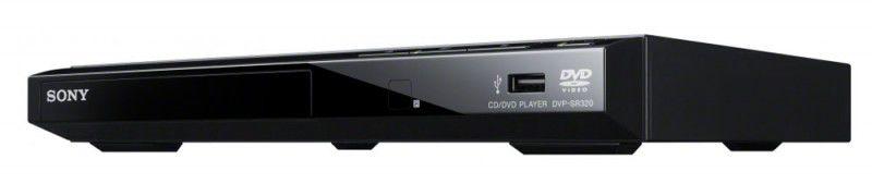DVD-плеер SONY DVP-SR320,  черный [dvpsr320b.ru3]