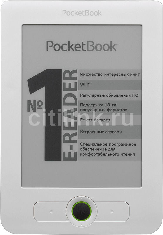 Электронная книга POCKETBOOK 611,  6