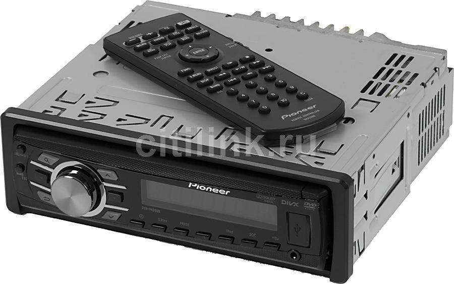 Автомагнитола PIONEER DVH-P430UB,  USB