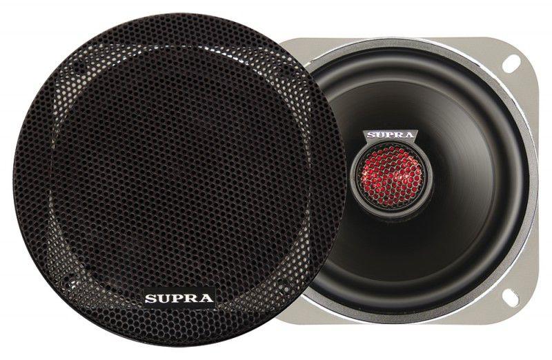 Колонки автомобильные SUPRA TBS-402,  коаксиальные,  180Вт