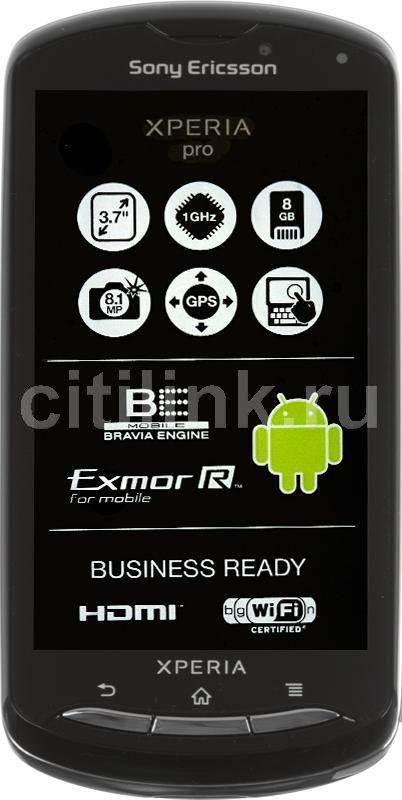 Смартфон SONY Xperia pro MK16i  черный