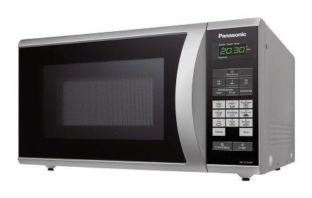 Микроволновая печь PANASONIC NN-ST340MZPE, серебристый