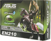 Видеокарта ASUS GeForce 210, EN210/DI/512MD3(LP),  512Мб, DDR3, Low Profile,  Ret вид 7