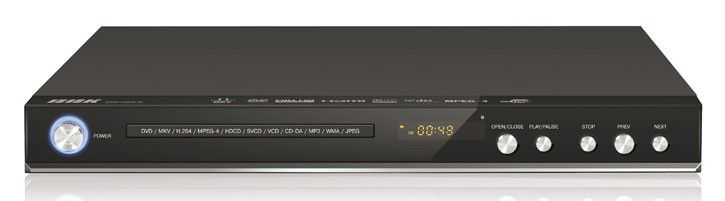 DVD-плеер BBK DMP1024HD,  черный