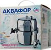 Водоочиститель АКВАФОР B150 Фаворит,  серебристый вид 3