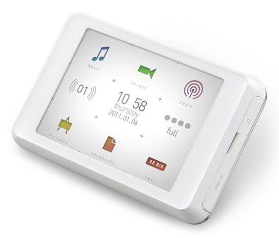 MP3 плеер COWON C2 flash 4Гб белый