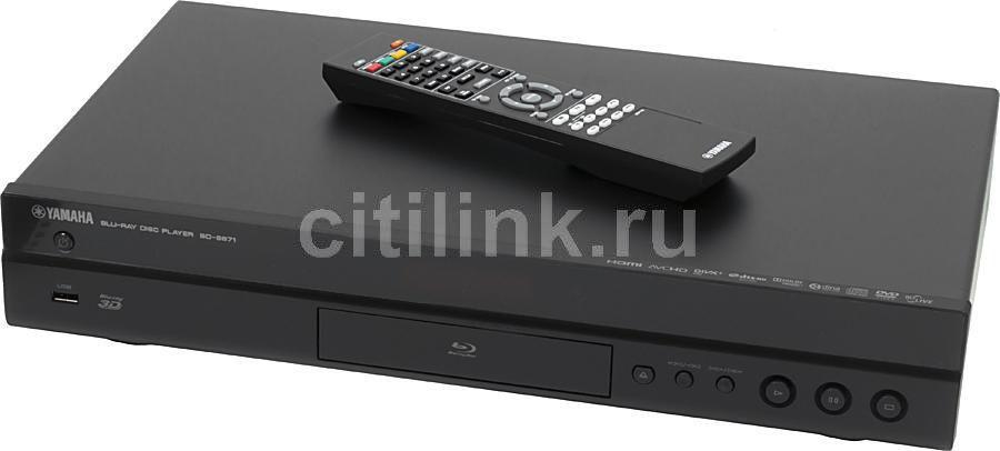 Плеер Blu-ray YAMAHA BD-S671, черный