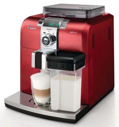 Кофемашина SAECO Syntia Cappuccino HD8838/32,  серебристый