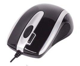 Мышь A4 X6-73MD-2 лазерная проводная USB, черный [x6-73md-2 u (black)]