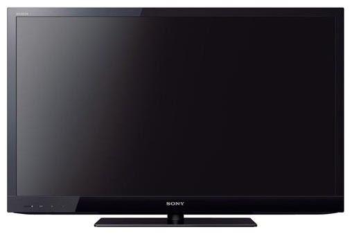 LED телевизор SONY KDL-42EX410  FULL HD (1080p),  черный
