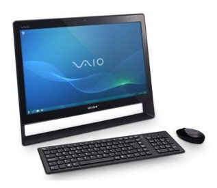 Моноблок SONY VAIO VPCL22Z1R, Intel Core i7 2670QM, 8Гб, 2Тб, nVIDIA GeForce GT540M - 1024 Мб, Blu-Ray Re, Windows 7 Home Premium, черный [vpcl22z1r/b]