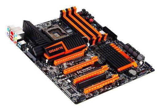 Материнская плата GIGABYTE GA-X58A-OC LGA 1366, ATX, Ret