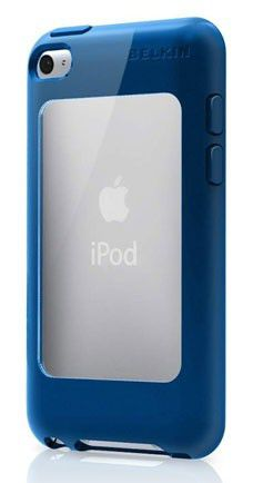 Чехол для iPod 4G Belkin Shield Eclipse черный F8Z647cwC00