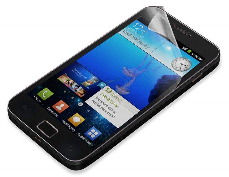 Защитная пленка BELKIN F8M137eb  для Samsung Galaxy S II,  прозрачная