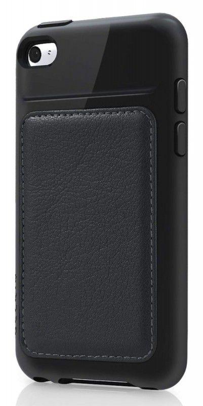 Чехол для iPod 4G Belkin Grip Edge черный F8Z650cwC00