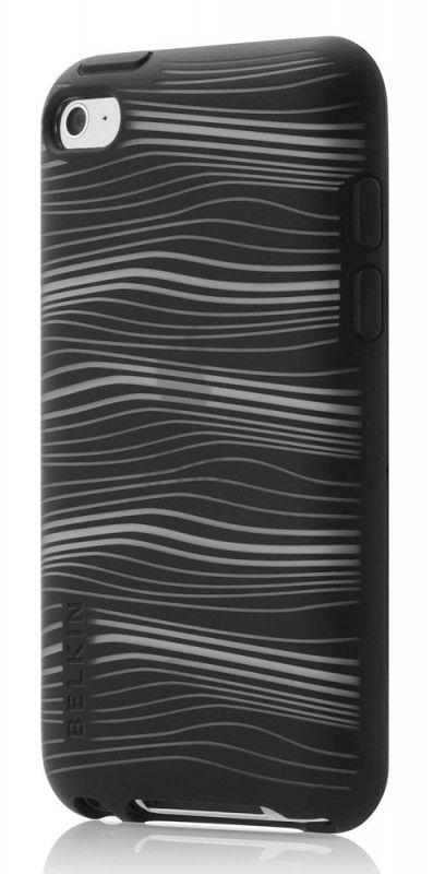 Чехол для iPod 4G Belkin Grip Graphix черный F8Z655cwC00