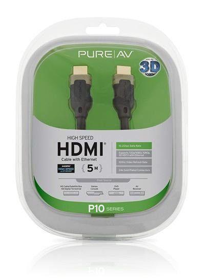 Кабель аудио-видео BELKIN AV10069qn5M,  HDMI (m)  -  HDMI (m) ,  5м, серый