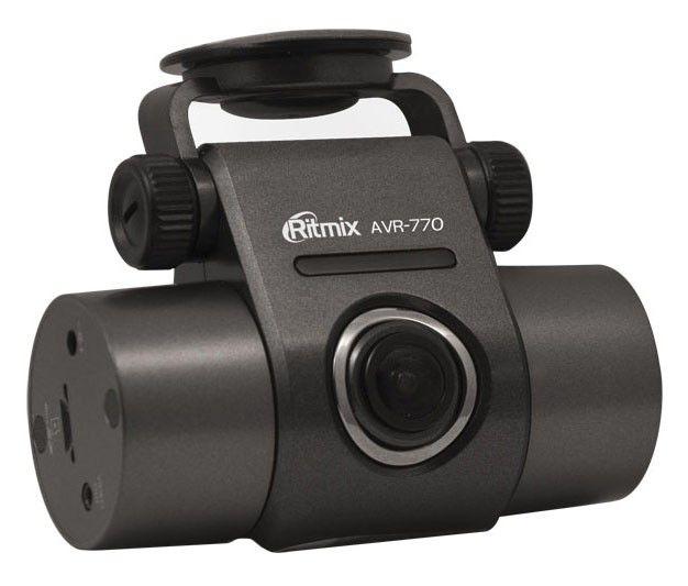 Видеорегистратор RITMIX AVR-770 черный