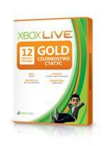 Карта оплаты MICROSOFT Xbox LIVE Gold (12 месяцев) для  Xbox360 Rus