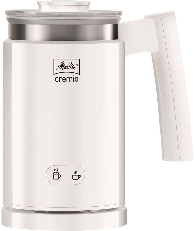 Вспениватель молока MELITTA Cremio,  универсальное,  250мл,  белый [21562]