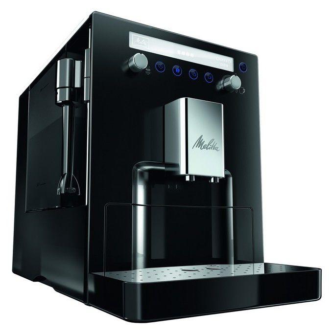 Кофемашина MELITTA Caffeo Lounge,  черный