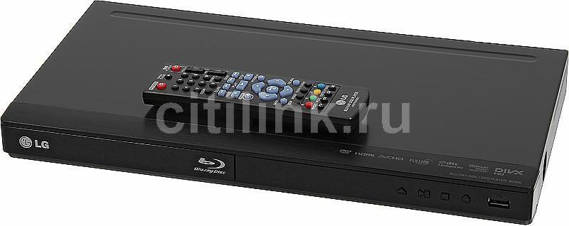 Плеер Blu-ray LG BD600, черный