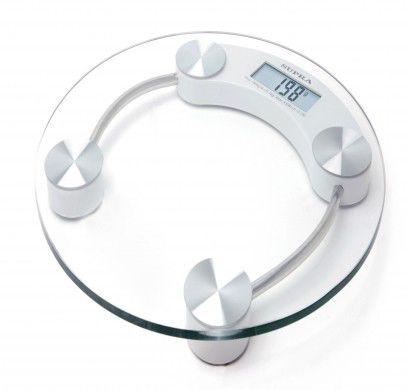 Напольные весы SUPRA BSS-2030, до 180кг, цвет: серебристый