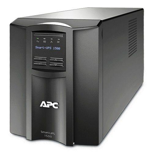 Источник бесперебойного питания APC Smart-UPS SMT1500I,  1500ВA