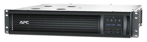 Источник бесперебойного питания APC Smart-UPS SMT1000RMI2U,  1000ВA