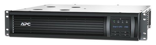 Источник бесперебойного питания APC Smart-UPS SMT1500RMI2U,  1500ВA