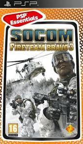 Игра SONY SOCOM: Fireteam Bravo 3 (Essentials) для  PSP Rus