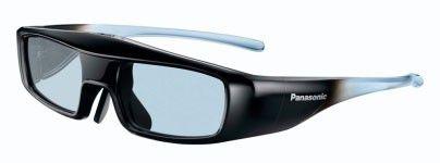 Очки 3D PANASONIC TY-EW3D3ME,  черный