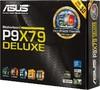 Материнская плата ASUS P9X79 DELUXE LGA 2011, ATX, Ret вид 6
