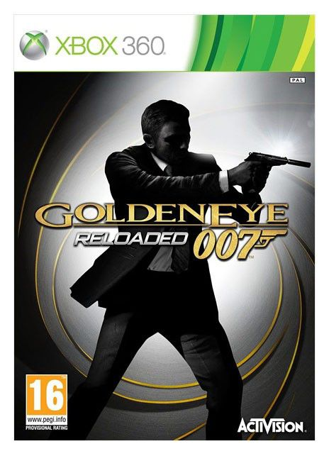 Игра MICROSOFT GoldenEye 007: Reloaded для  Xbox360 Eng