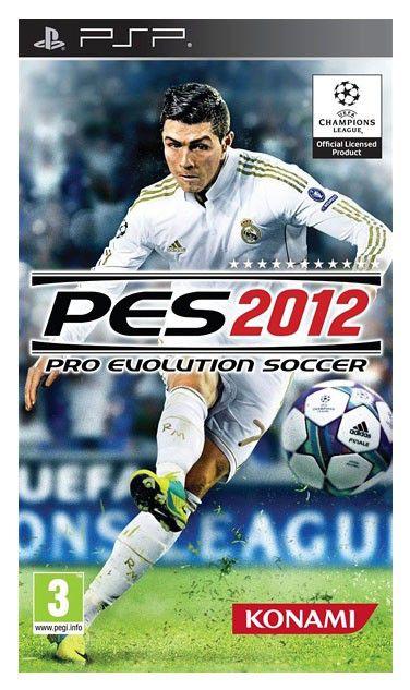 Игра SONY Pro Evolution Soccer 2012 для  PSP RUS (субтитры)