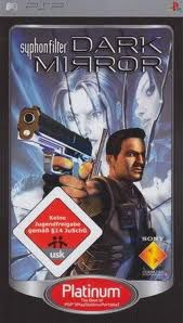 Игра SONY Syphon Filter: Dark Mirror (Essentials) для  PSP Rus (документация)