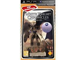Игра SONY White Knight Chronicles Origins (Essentials) для  PSP Rus (документация)